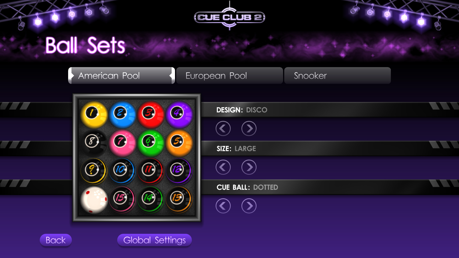 cue club game from fullypcgames