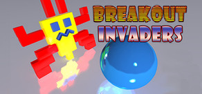 Breakout Invaders cover art