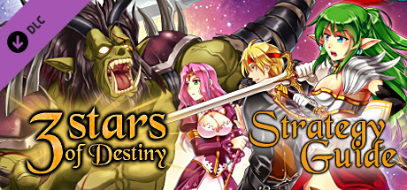 3 Stars of Destiny - Official Guide on Steam