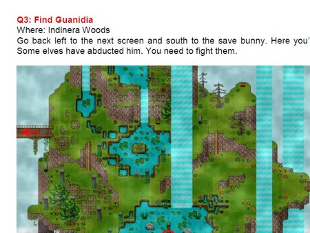 скриншот 3 Stars of Destiny - Official Guide 0