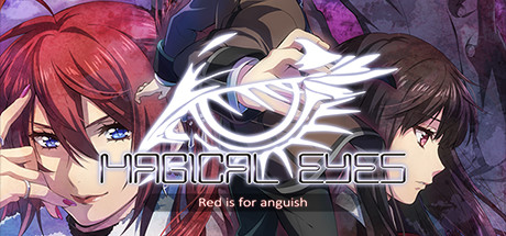 Steam Community :: Magical Eyes - Red is for Anguish