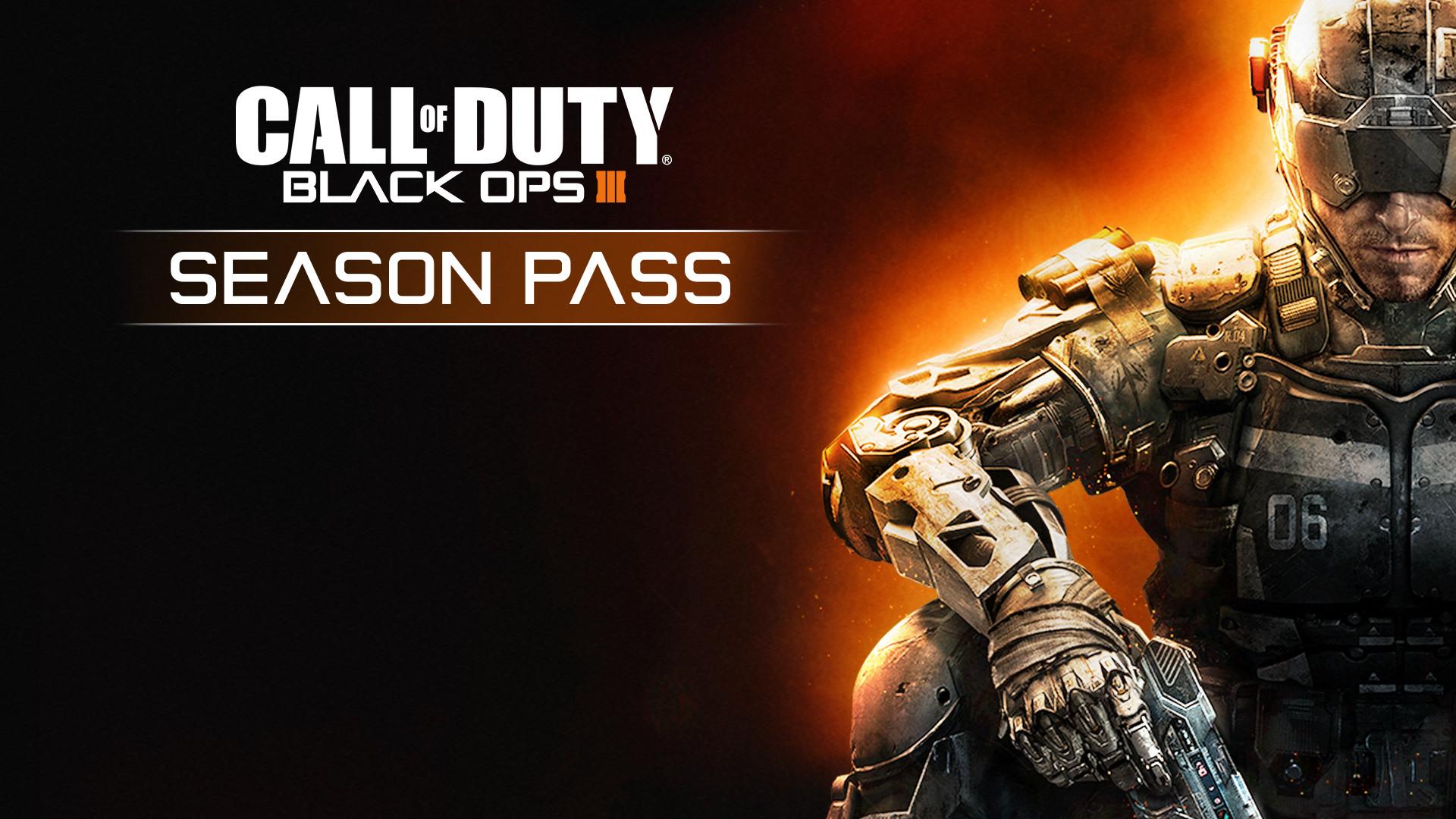 Call Of Duty Black Ops Iii Season Pass On Steam