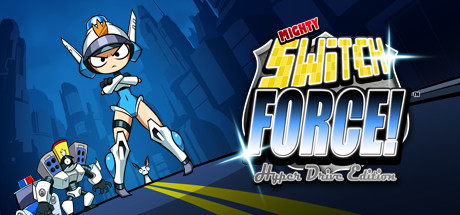 Mighty Switch Force! Hyper Drive Edition on Steam