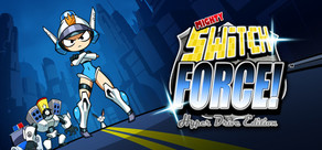 Mighty Switch Force! Hyper Drive Edition cover art