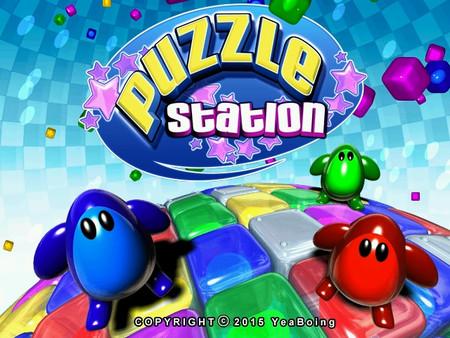 Puzzle Station 15th Anniversary Retro Release