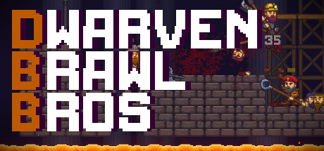 Dwarven Brawl Bros on Steam