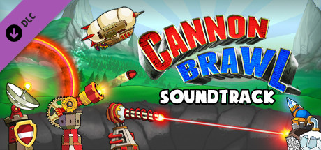 Cannon Brawl - Soundtrack