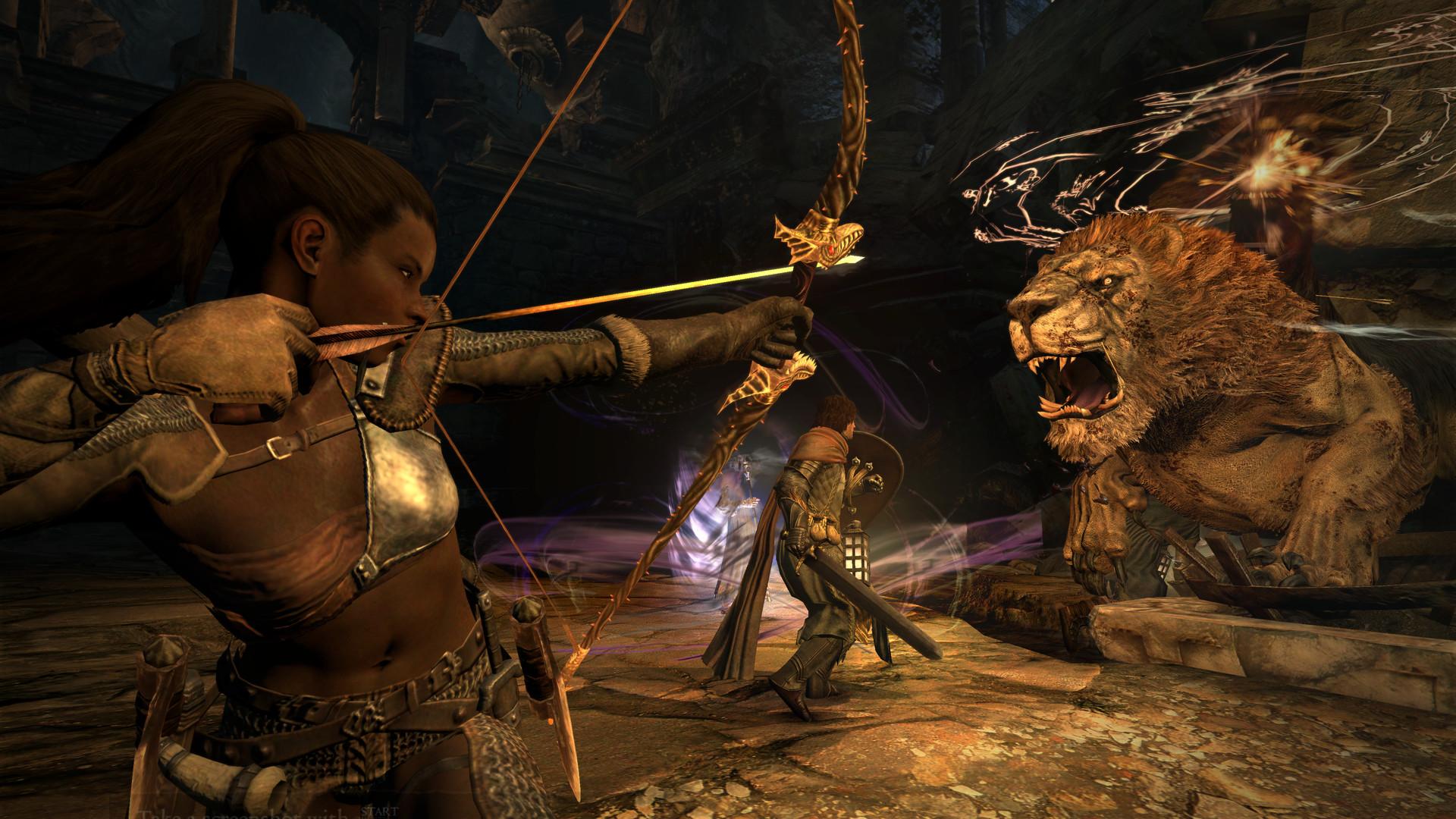 Dragon's Dogma: Dark Arisen Full Download