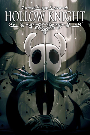 Hollow Knight poster image on Steam Backlog
