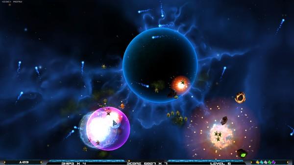 скриншот UfoPilot : Astro-Creeps Elite 4