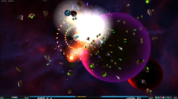 скриншот UfoPilot : Astro-Creeps Elite 5