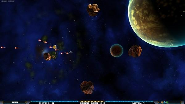 скриншот UfoPilot : Astro-Creeps Elite 0