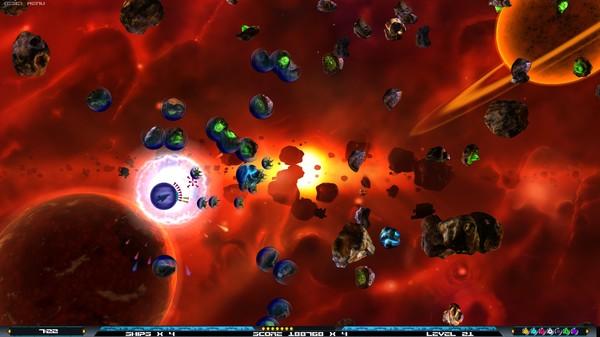 UfoPilot : Astro-Creeps Elite