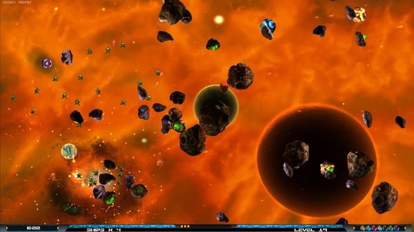 скриншот UfoPilot : Astro-Creeps Elite 2