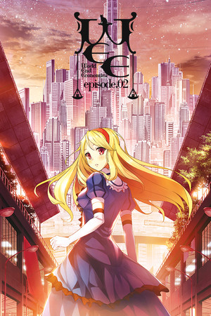 WORLD END ECONOMiCA episode.02 poster image on Steam Backlog