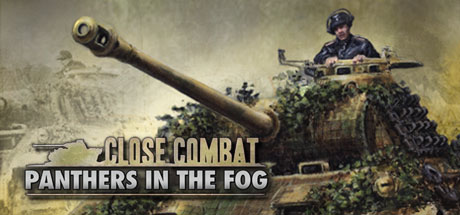 Close Combat : Panthers in the Fog cover art