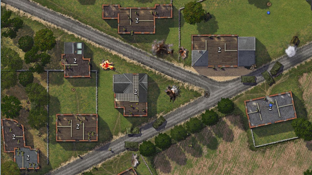 Close Combat: Panthers in the Fog screenshot 3