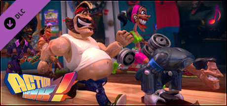 Action Henk Soundtrack on Steam