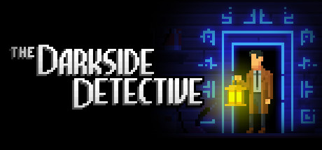 The Darkside Detective cover art