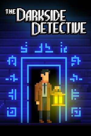 The Darkside Detective poster image on Steam Backlog