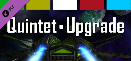 Quintet - Upgrade (unlock missions and website features)