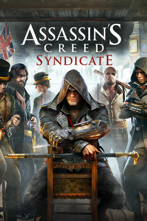 Assassin's Creed Syndicate poster image on Steam Backlog
