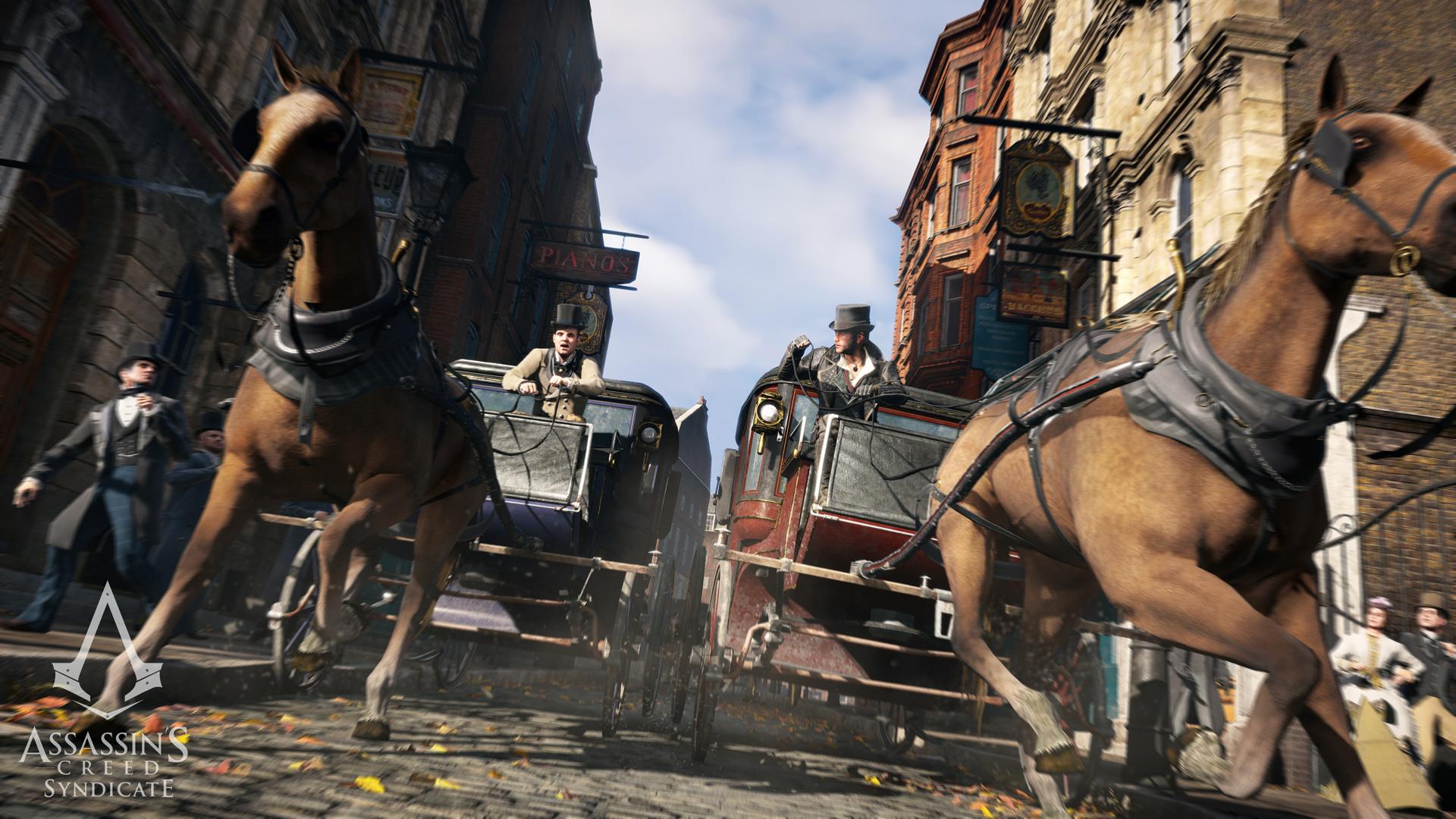 Assassin'S Creed Syndicate ESPAÑOL PC Full + Update v1.21 (CODEX) + REPACK 6 DVD5 (JPW) 5