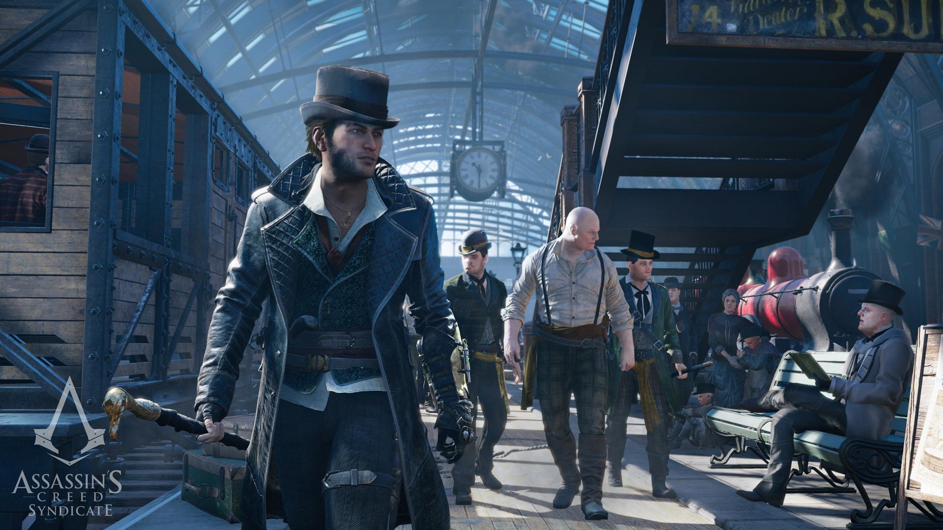 Assassin'S Creed Syndicate ESPAÑOL PC Full + Update v1.21 (CODEX) + REPACK 6 DVD5 (JPW) 4