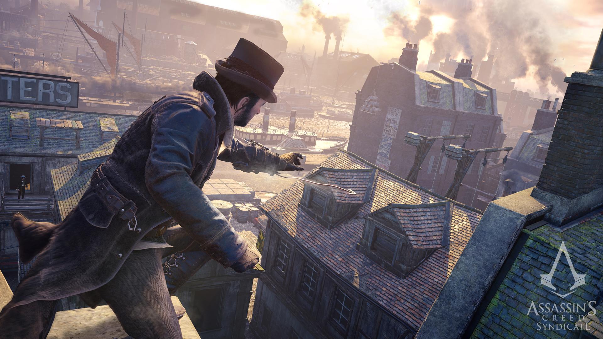 Assassin'S Creed Syndicate ESPAÑOL PC Full + Update v1.21 (CODEX) + REPACK 6 DVD5 (JPW) 3