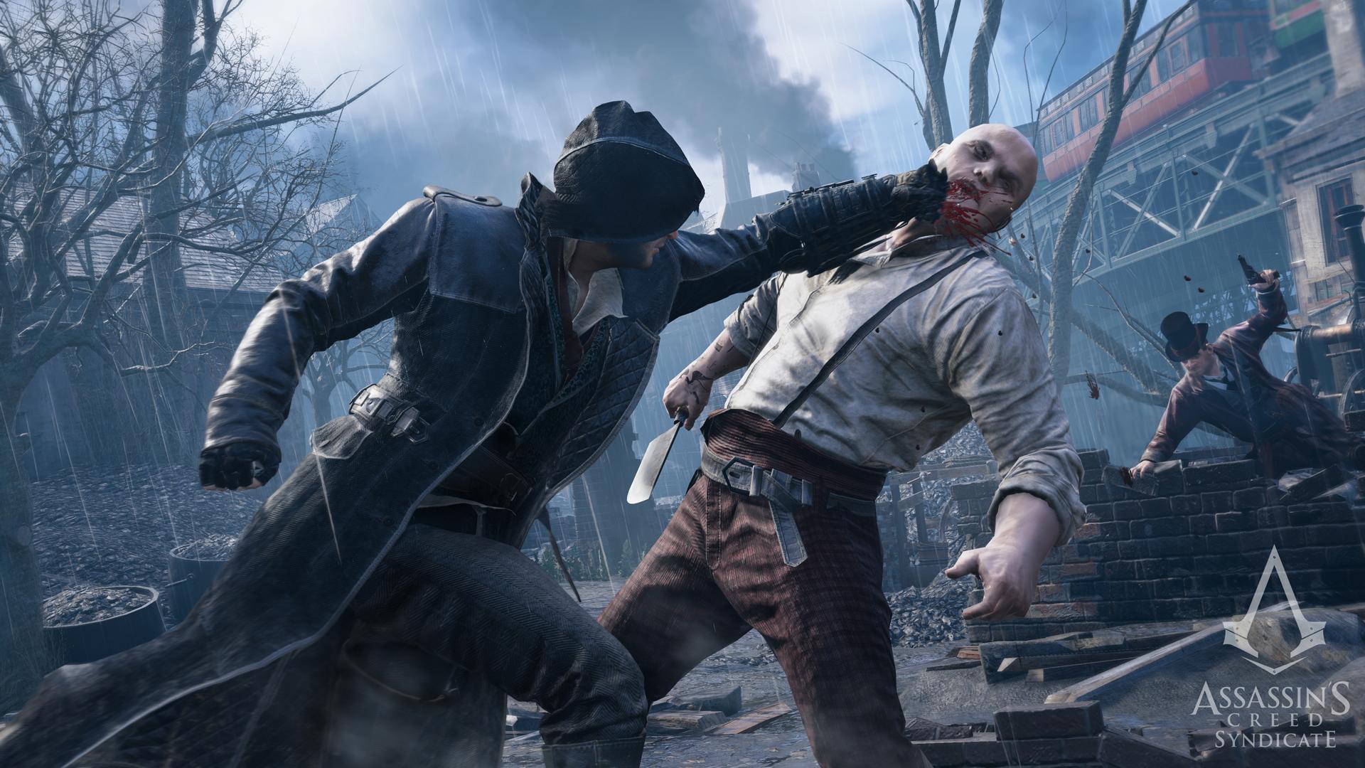 Assassin'S Creed Syndicate ESPAÑOL PC Full + Update v1.21 (CODEX) + REPACK 6 DVD5 (JPW) 1