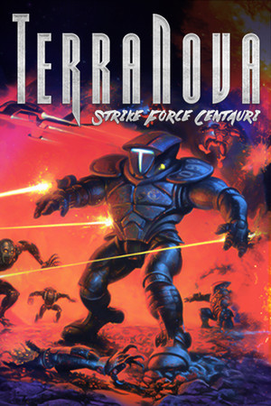 Terra Nova: Strike Force Centauri poster image on Steam Backlog