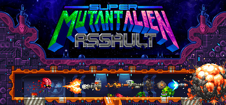 Game Banner Super Mutant Alien Assault