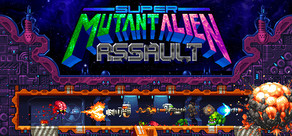 Super Mutant Alien Assault cover art