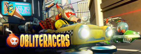 Obliteracers - 受迫竞速者