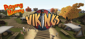 Playing History 3 - Vikings cover art