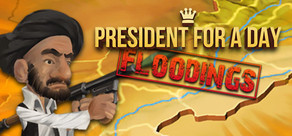President for a Day - Floodings cover art