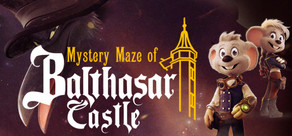Mystery Maze Of Balthasar Castle cover art