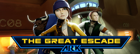 AR-K: The Great Escape - AR-K:胜利大逃亡