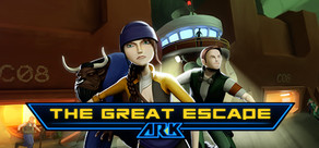AR-K: The Great Escape cover art