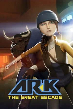 AR-K: The Great Escape poster image on Steam Backlog