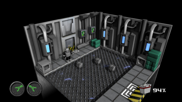 Haywire on Fuel Station Zeta 2