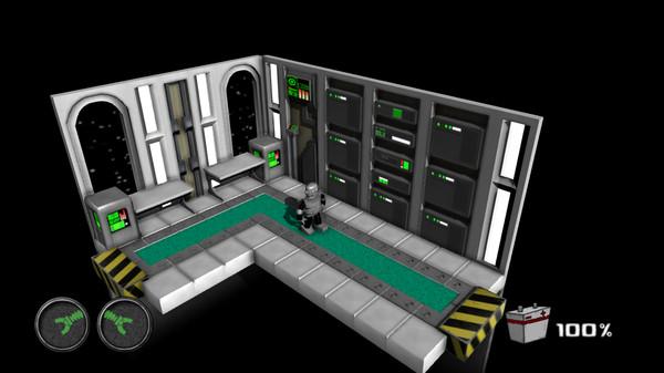 Haywire on Fuel Station Zeta 4