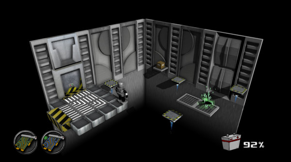 Haywire on Fuel Station Zeta 7