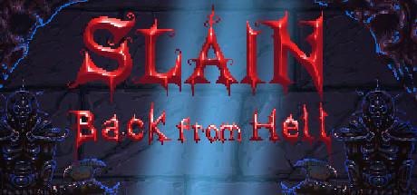 Game Banner Slain: Back from Hell