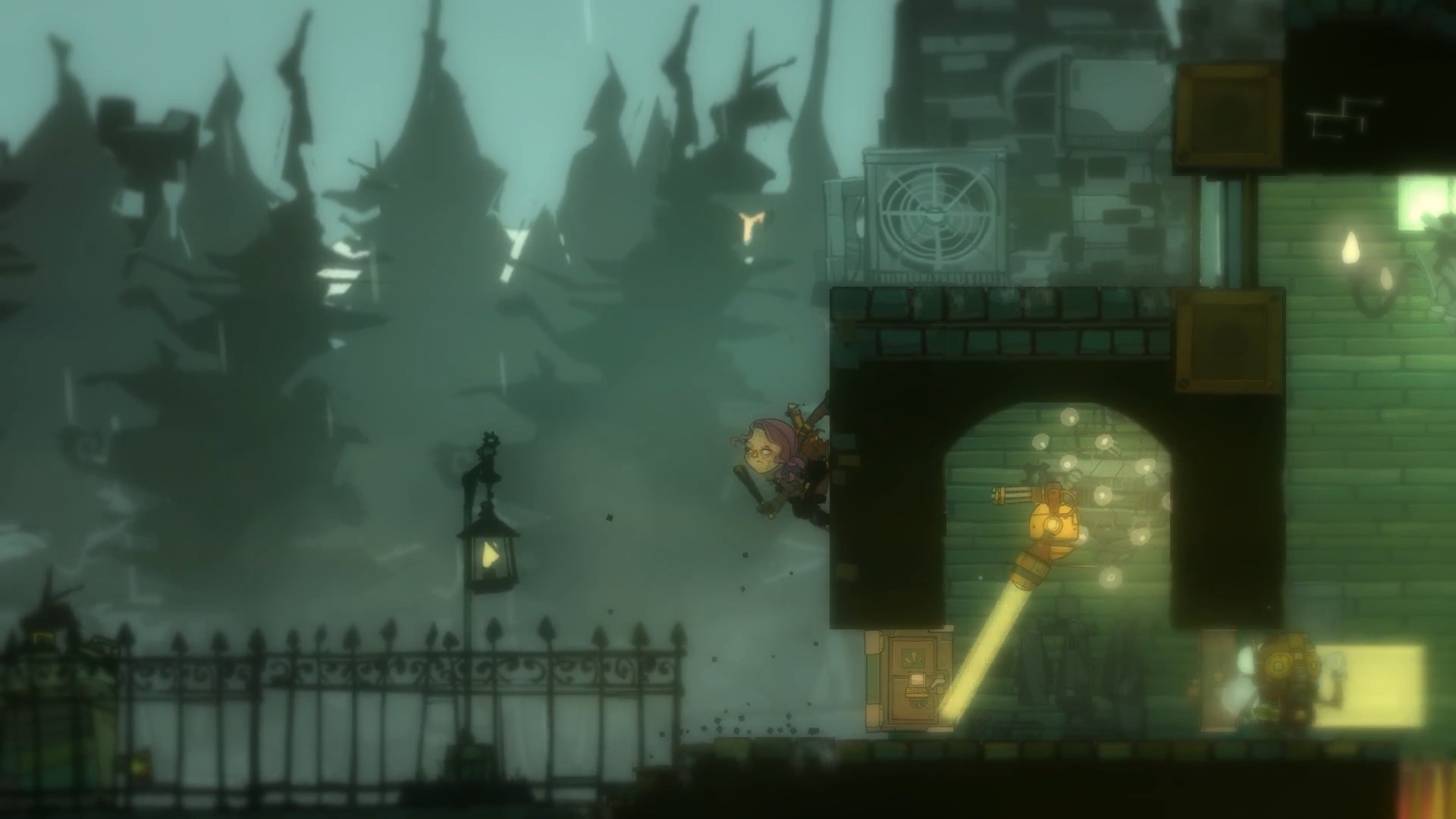The Swindle Screenshot 2