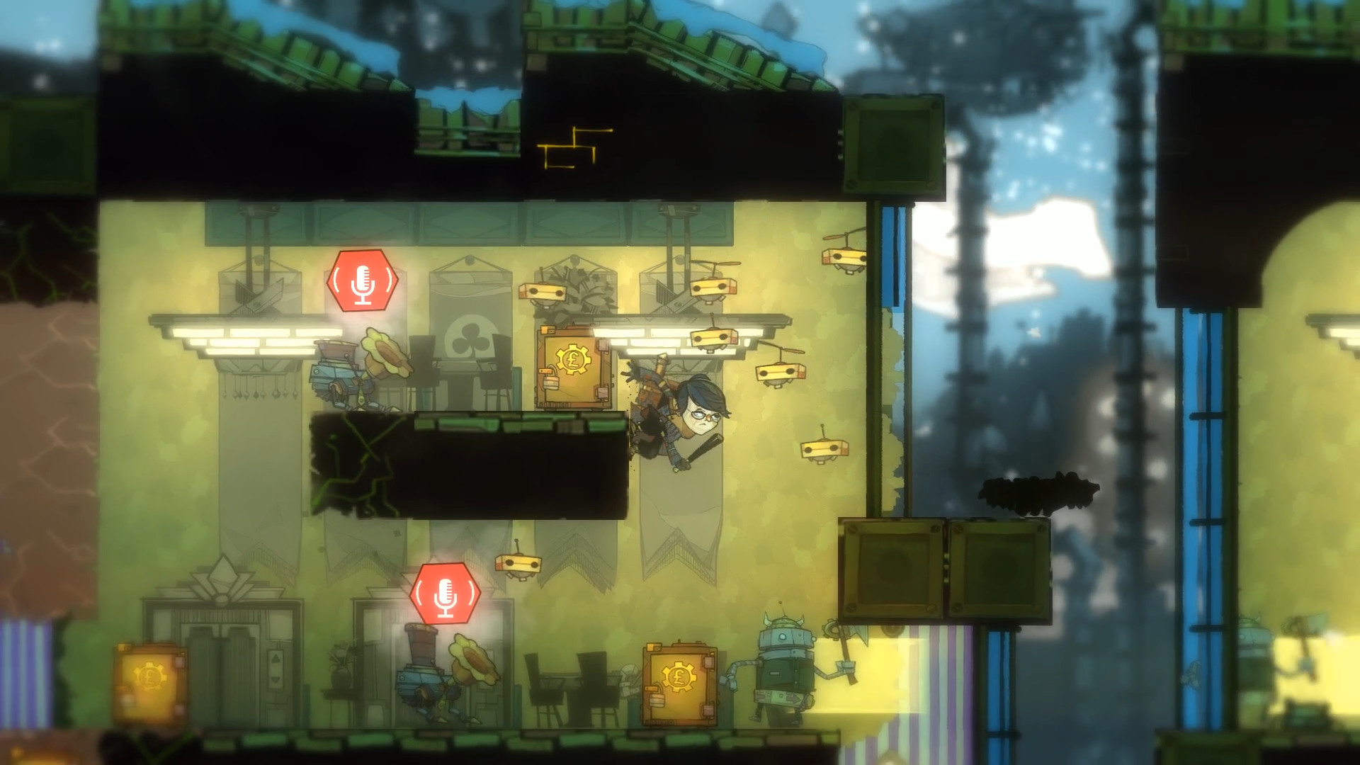 The Swindle Screenshot 3
