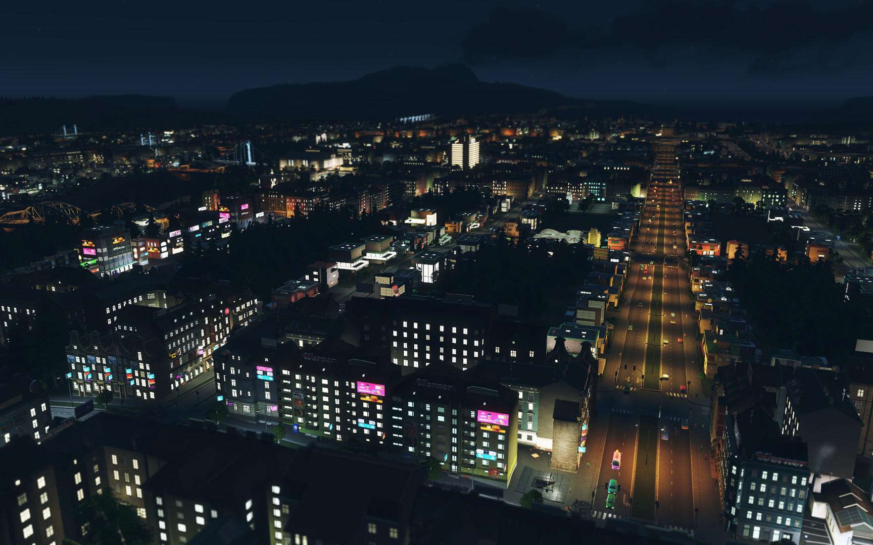 Cities Skylines After Dark ESPAÑOL PC Full (CODEX) 6