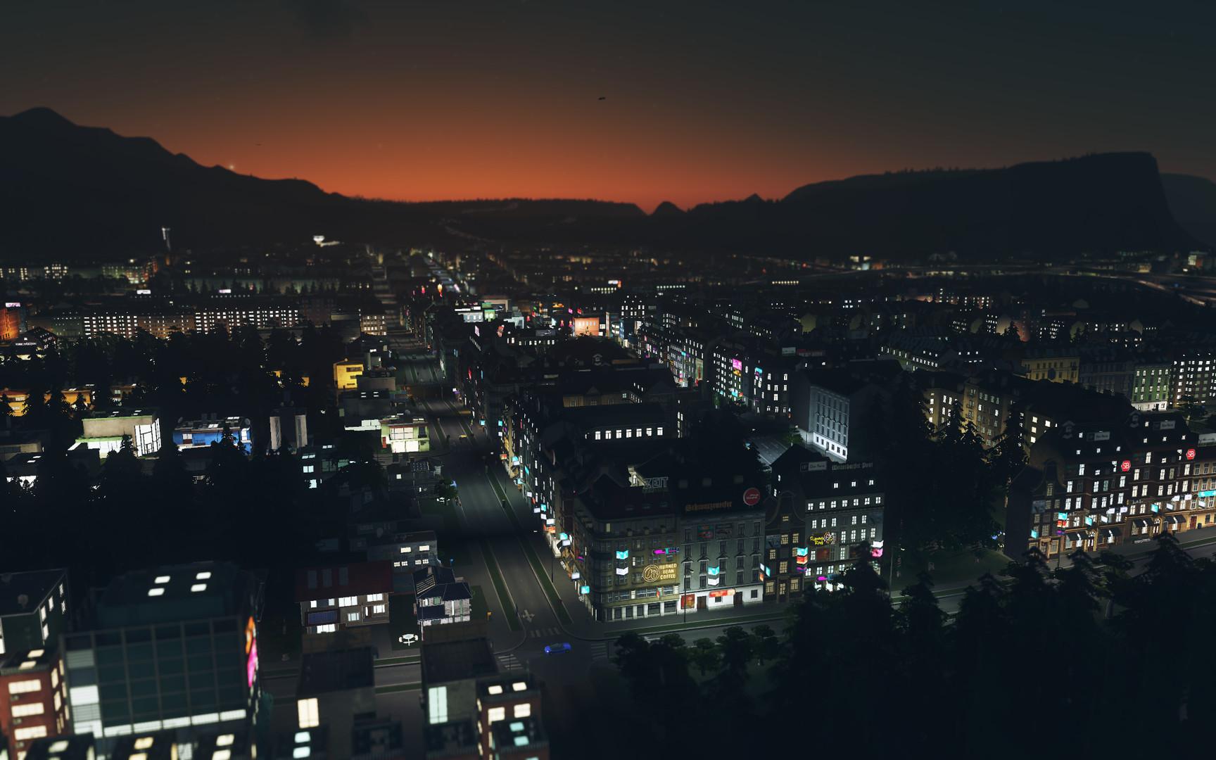Cities Skylines After Dark ESPAÑOL PC Full (CODEX) 4