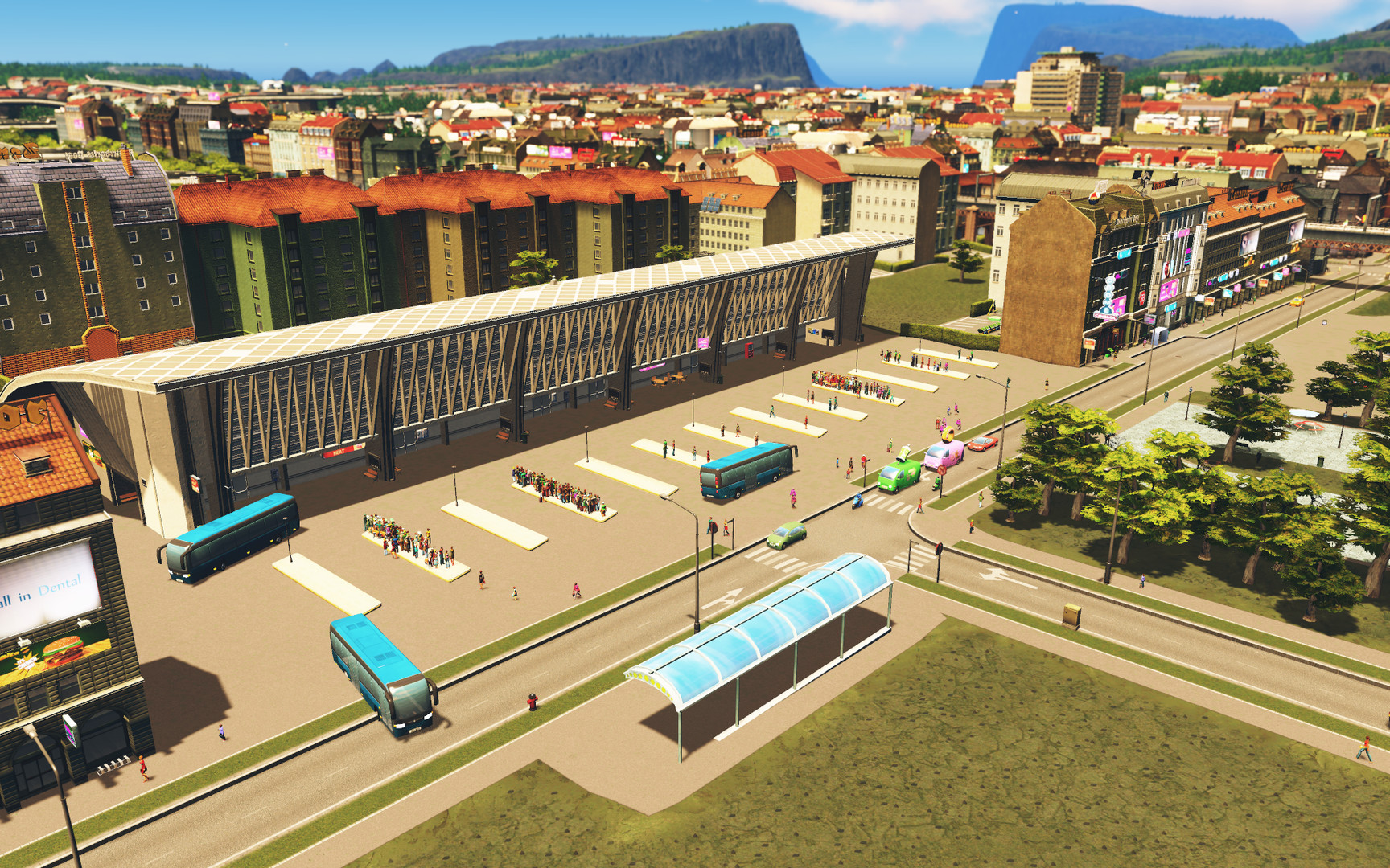 Cities Skylines After Dark ESPAÑOL PC Full (CODEX) 2
