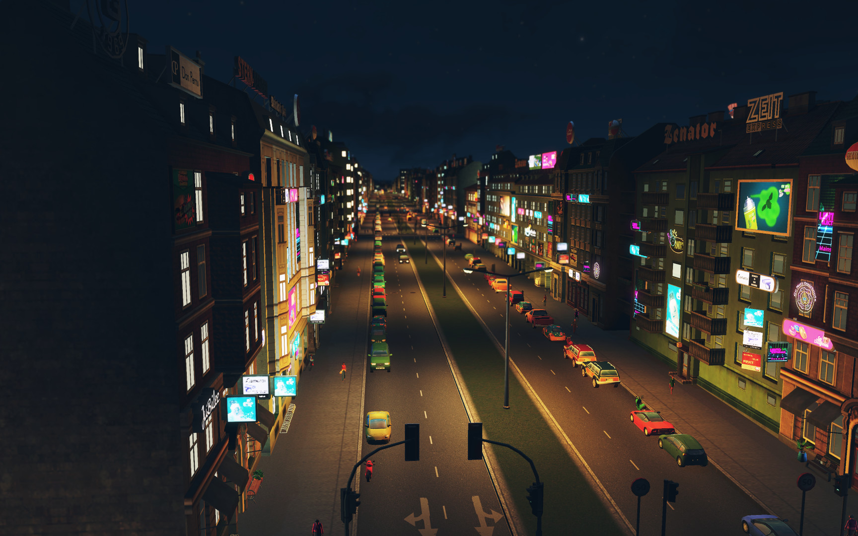Cities Skylines After Dark ESPAÑOL PC Full (CODEX) 8